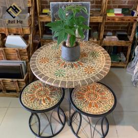 Bộ bàn ghế handmade