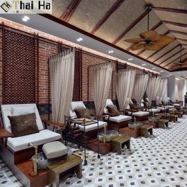 Vòi Đồng Thau Thái Hà 003